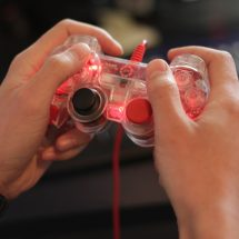 Light Game Console